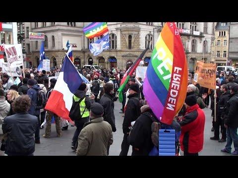2. EnDgAmE Demo in Halle (21.02.2015)