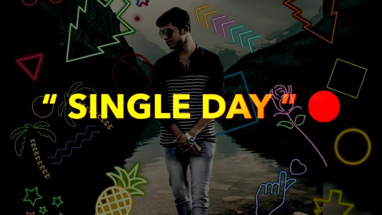 single WhatsApp status 2020 - YouTube