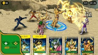 SAINT SEIYA COSMO FANTASY (Android/iOS) - Gameplay First Start, Starter