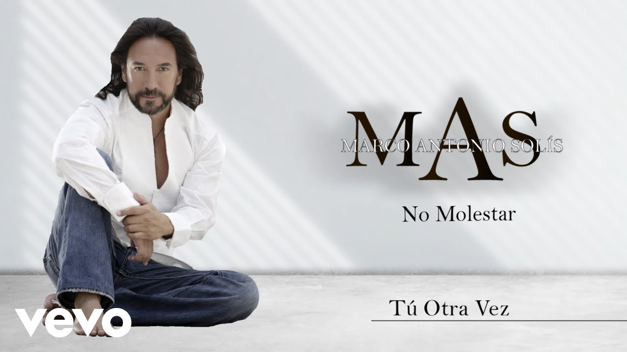 Marco Antonio Solís - Tú Otra Vez (Animated Video)