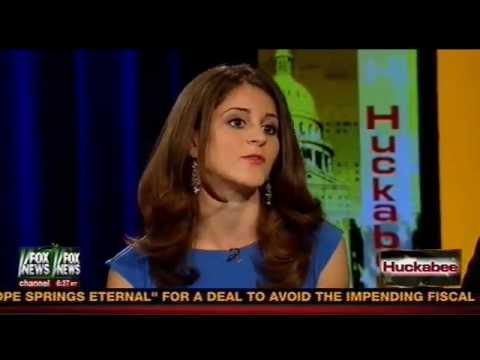 Lila Rose on Huckabee Discussing the Abortion Situation in Ireland