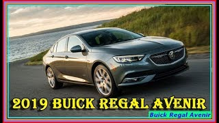 Buick Regal 2019 - New 2019 Buick Regal Sportback Avenir Review ( Video )
