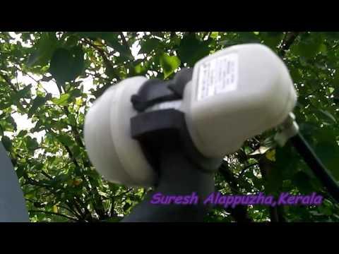 Free dish Intelsat 12 45 E ku band satellite