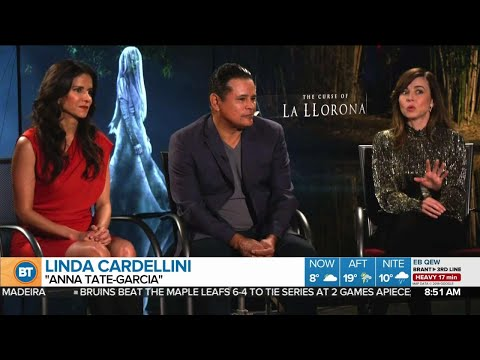 The cast of &39;The Curse of La Llorona&39;
