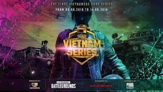 🔴 LIVE: PUBG Vietnam Series - Vòng Chung Kết Ngày 1