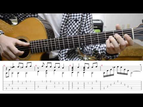 City Of Stars-Tab (Guitar Tutorial)-Kangho Lee