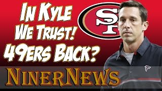 49ers to hire Kyle Shanahan as new HC - NinerNews