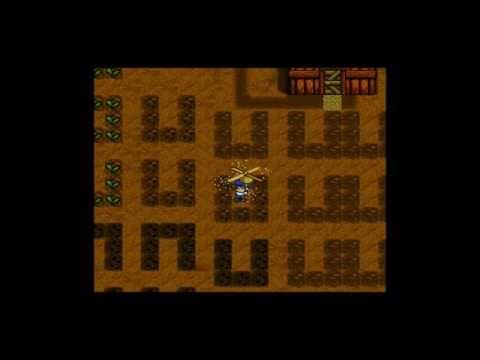 Ich spiele: Harvest Moon #053 - Kennt ihr Itch.io? Indie-Gaming-Tipps   [HIGAN] [Emulator] [SNES]