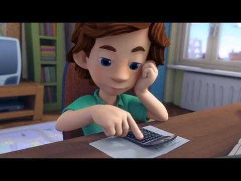 Фиксики - Солнечная батарея / Fixiki - cartoon for kids