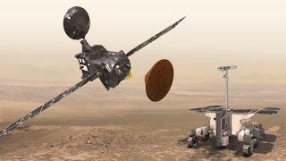 Космическая программа ЭкзоМарс. Проект, ценой в миллиарды. Фильм про космос, Вселенная