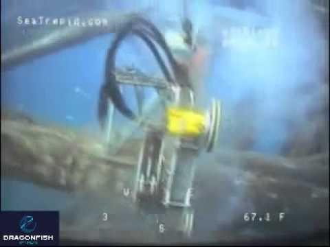 Diver Safety   Observing Crane Operations