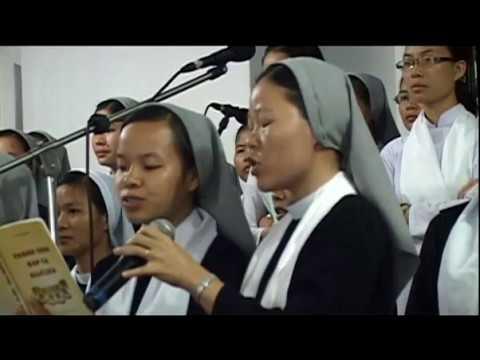 Lễ tang đức cố giám mục Giuse Hoàng Văn Tiệm bản Full 2