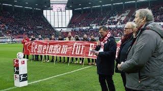 !Nie Wieder - Erinnerungstag im deutschen Fußball