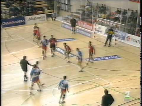 Recopa de Europa 1999/00 - San Antonio vs Dunaferr - Final-IDA (Pamplona)