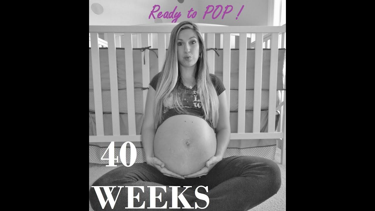 Embarazo semana 40 sintomas