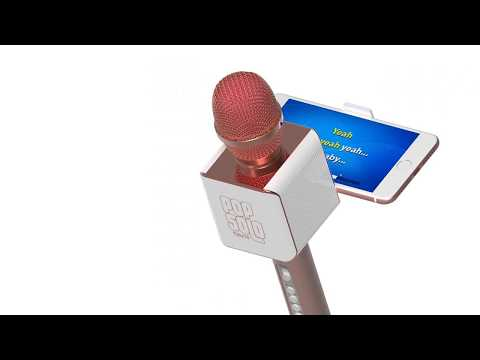 Rock Solo Karaoke Microphone Speaker - Rock Solo Bluetooth Karaoke Microphone Review