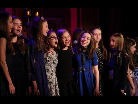 'When I Grow Up' Matilda the Musical  Broadway Matildas