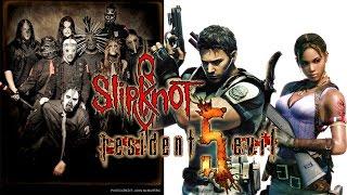 Slipknot - Duality - Resident Evil 5 (HD)