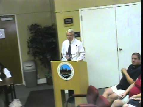 Georgetown City Council Meeting July 28, 2014