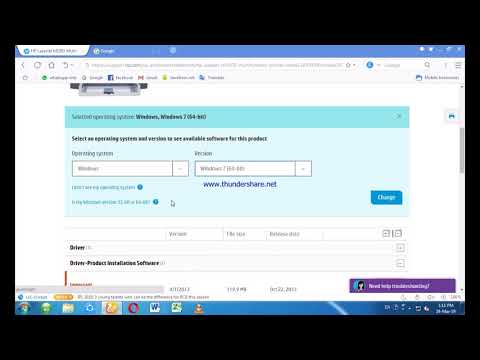 HoW To Only Download Hp Laserjet M1005 Software