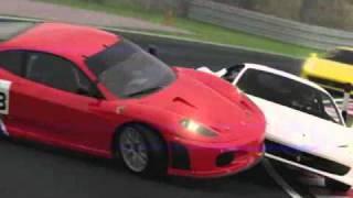 Ferrari The Race Experience (Debut) Trailer (Wii)
