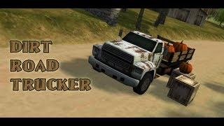 Android Dirt Road Trucker 3D