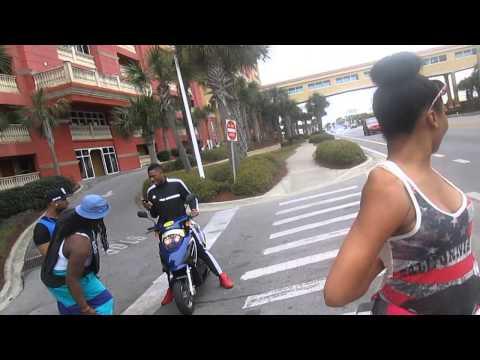 Panama City Beach | SPRING BREAK 2015 | Part 3: The Beach!!