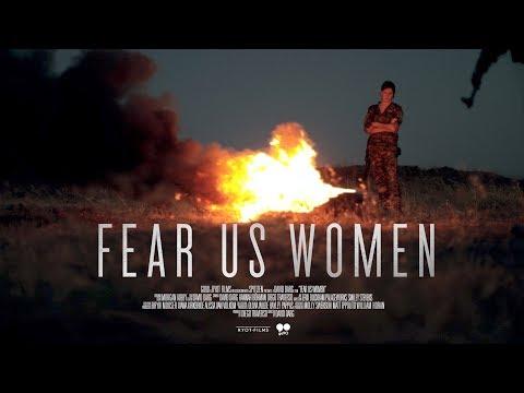 FEAR US WOMEN - OFFICIAL TRAILER (U.S. VERSION)