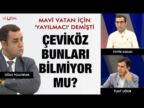 Mavi Vatan için 'yayılmacı' demişti: CHP'li Ünal Çeviköz bunları bilmiyor mu?