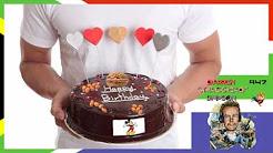 Whackhead Simpson - Nut Alergy Birthday Cake