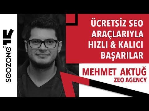 Mehmet Aktuğ - Ücretsiz SEO Araçlarıyla Hızlı ve Kalıcı Başarılar Elde Etmek