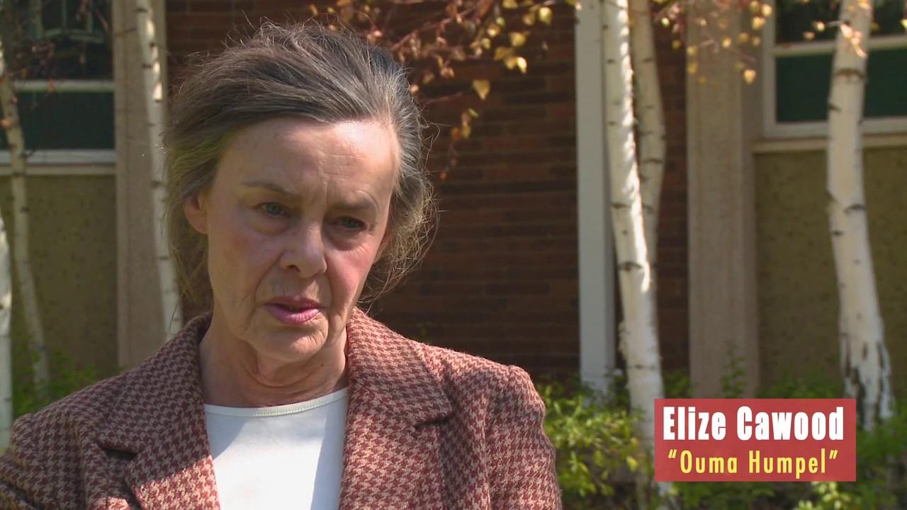Download Vir die Voëls-fliek: Ontmoet Elize Cawood