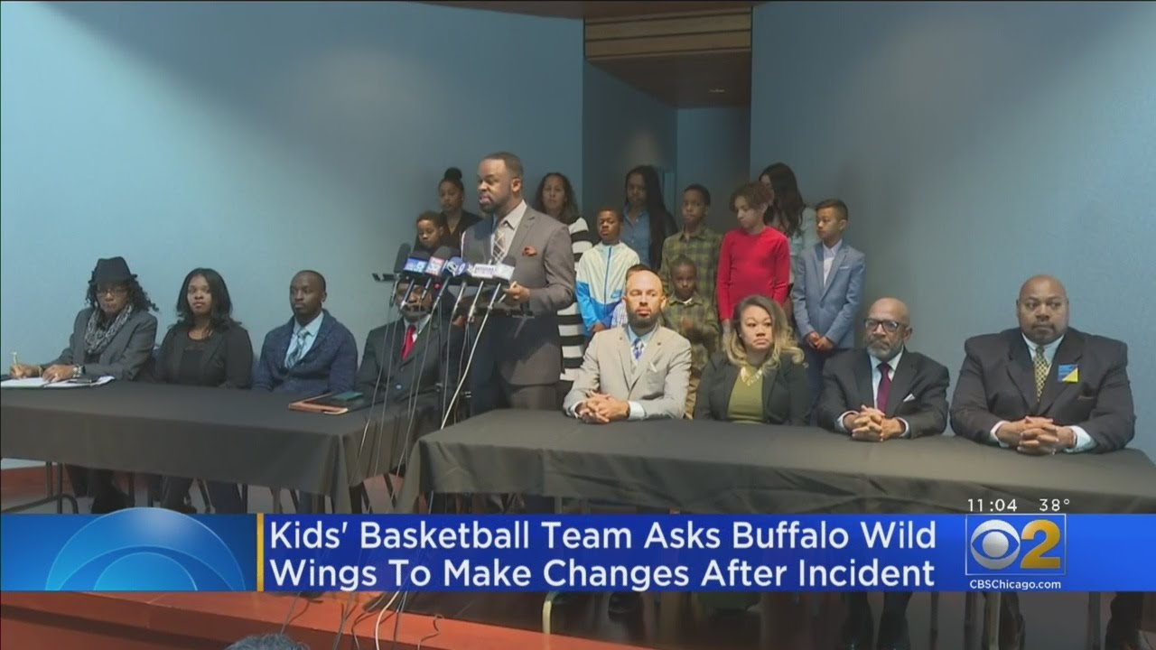 Victims Of Racist Incident At Buffalo Wild Wings In Naperville Speak Out