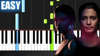 Download Kygo, Selena Gomez - It Ain't Me - EASY Piano Tutorial by PlutaX MP3 song and Music Video