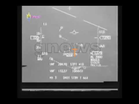 F-16 (HAF) Intercept Helios Flight 522 - Subtitled Radio Comm