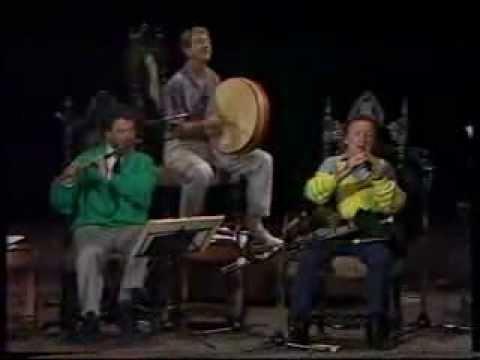 Traditional Irish music :