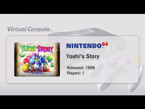 n64 virtual console