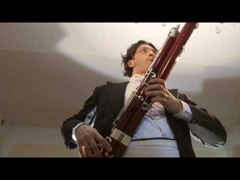 Anselma Music - Music for Bassoon & Fagottino (Making Of)
