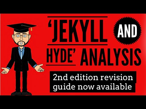 Jekyll And Hyde: Context