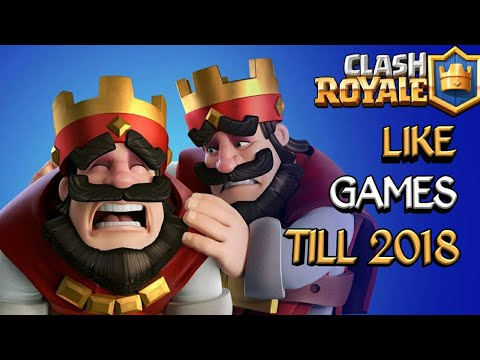 Top 10 PvP Card Games Like Clash Royale Till 2018.