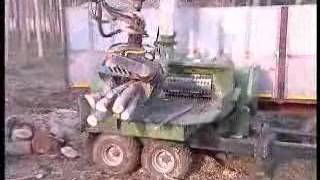 Wood Chipper - Farm Implements India Private Limited