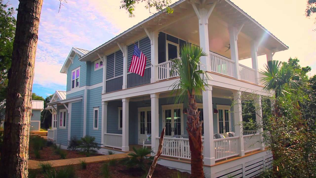 southern living inspired community - youtube