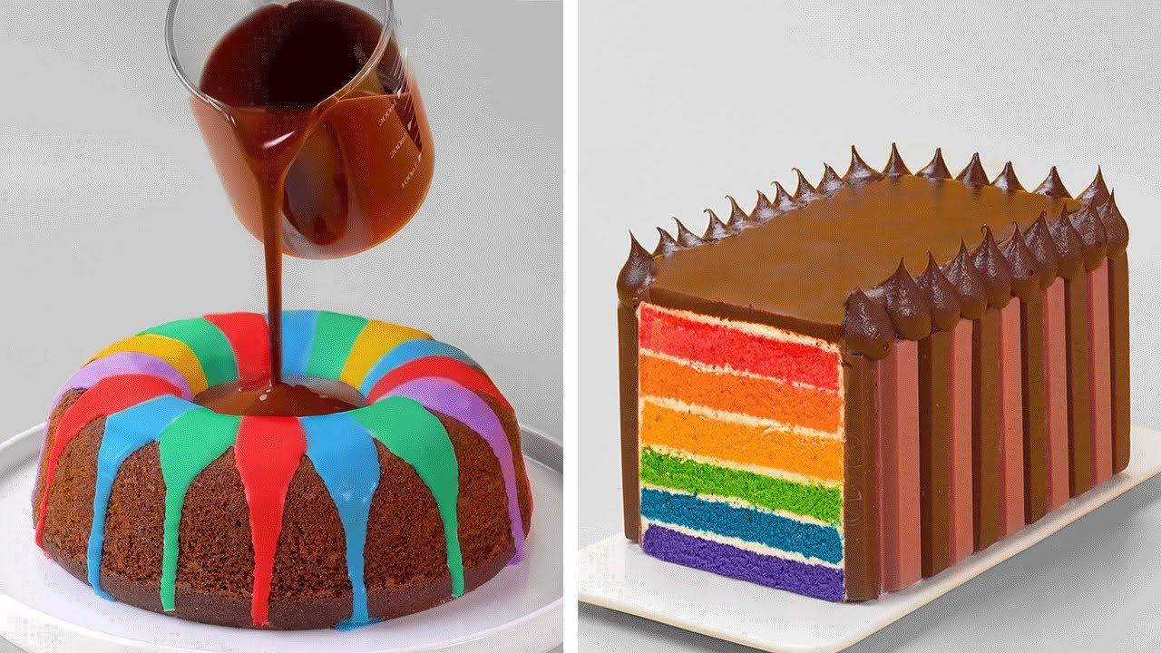 12 So Yummy Chocolate Cake & Dessert Decorating Ideas   Easy Chocolate Cake Recipe For Family #2