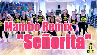 "Baixar Zumba ""Señorita"" - Shawn Mendes // Camila Cabello (Mambo Remix)"