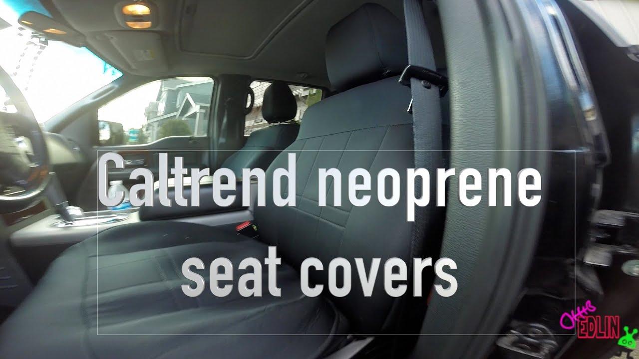 Caltrend Waterproof Seat Covers