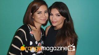 Rhian Ramos and Glaiza De Castro EXCLUSIVE Interview #orangexrastro