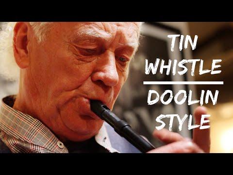 Traditional Irish Tin Whistle Music 🎵🎵 [Doolin Style]