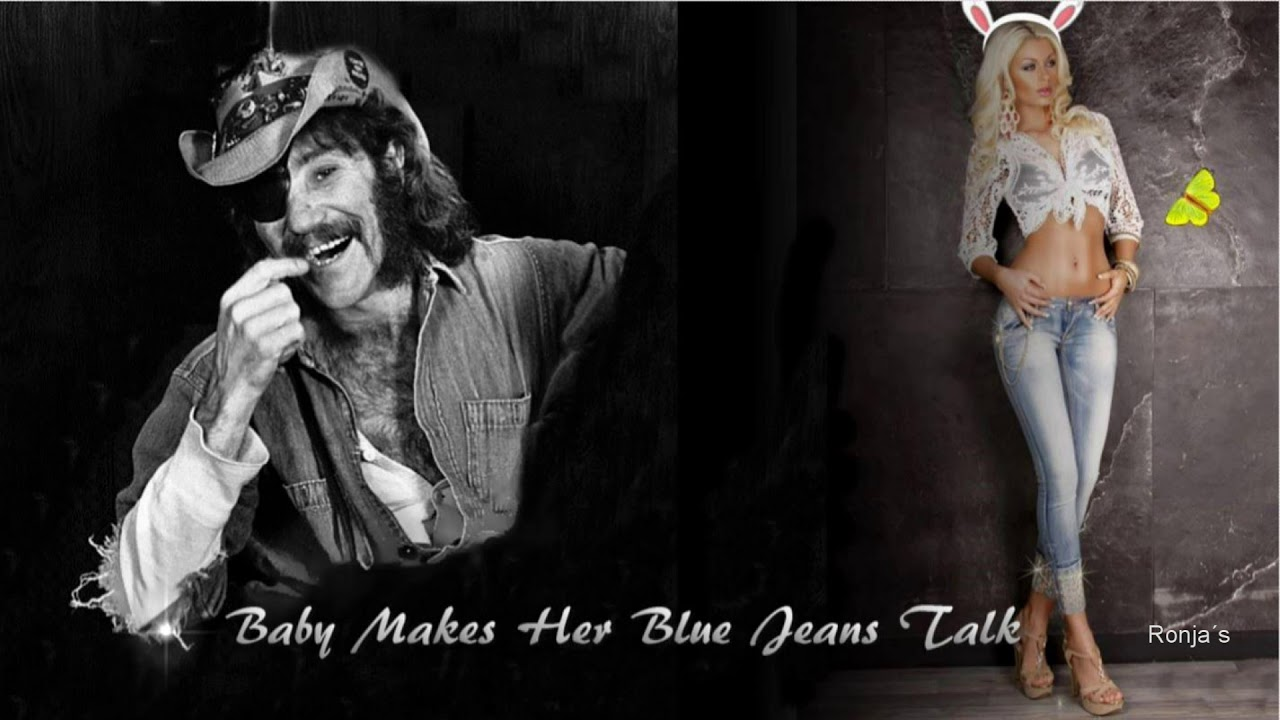Dr hook baby makes her blue jeans talk video girl