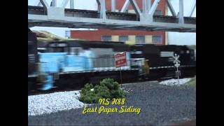 Update: Hudson Model Railroad Club: Railfanning the Lehigh Division