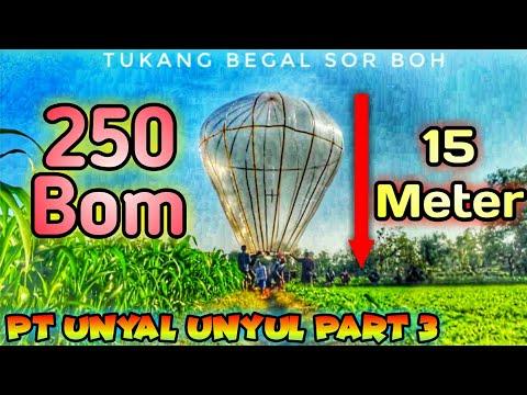 Tradisi Balon PT UNYAL UNYUL PART 3 Lebaran Idul Adha 2018